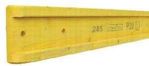 H20-HolzTräger  180 bis 590 mieten leihen