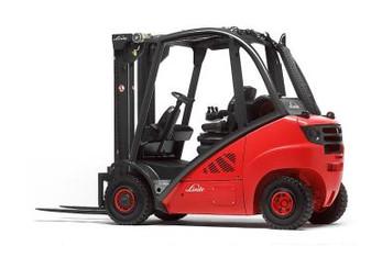 Diesel Gabelstapler 2,5t 4,7m mieten leihen