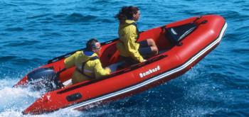 Schlauchboot mieten leihen