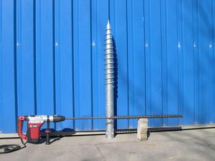 SF_Bohrhammer 22j + Bohrer 40 x 1200 mieten leihen