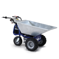 AKKU_Mini Dumper 270 Liter_ Zallys mieten leihen