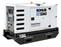 Stromerzeuger/ Stromaggregat / Generator 40 kVA auf Straßenfahrwerk 80 km/h